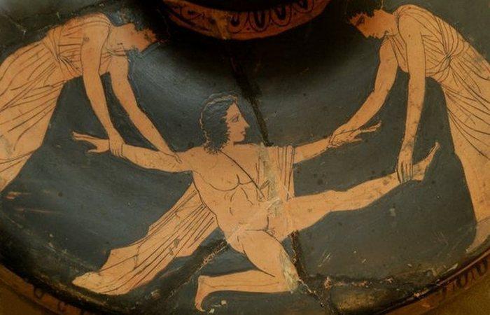 Греческая керамика.