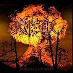 Invasion - Destroyer Of Mankind (2017)