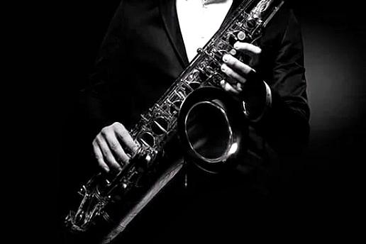 Саксофон. Музыка моей любви